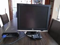 Monitor + CPU