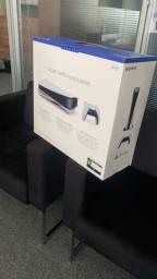 PS5, na caixa, com NF