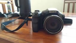 Câmera Sony DSC H 300