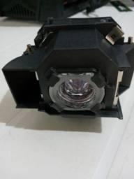 Lâmpada Projetor Epson Completa S4 - Elplp 36