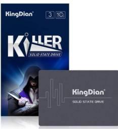 SSD KingDian 512GB - 2,5 - Novo -Pronta Entrega