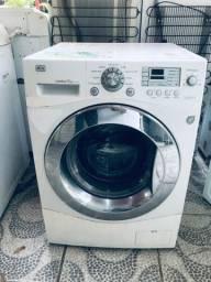 Vendo máquina de lavar modelo lava e seca, (SÓ LAVADORA 10 Kg LG)