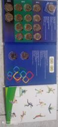 Álbum completo das olimpíadas
