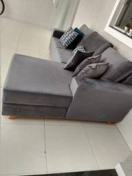 Sofa novo veludo