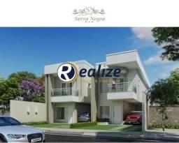 Casa Residencial Serra Negra na Praia do Morro em Guarapari-ES, pagamento em até 60 meses