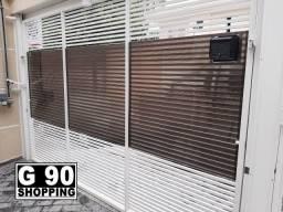 Policarbonato para portão - Realizamos Instalação