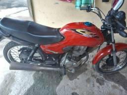 Título do anúncio: Honda cg titan ks 2001 doc ok
