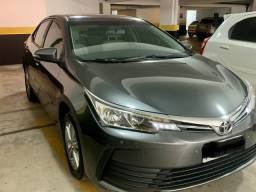 Título do anúncio: Toyota Corolla UPPER 1.8 16v Automático