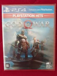 GOD OF WAR NOVO LACRADO