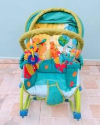 Título do anúncio: Cadeirinha de descanso para bebê (usado)