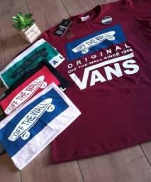 Título do anúncio: Camisa Aokley e vans