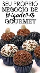 Aprenda a fazer brigadeiro gourmet