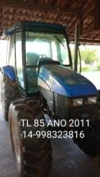 Título do anúncio: Trator TL 85/2011