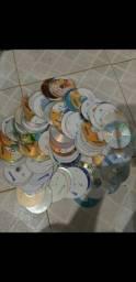 CDs para artesanato