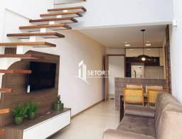 Título do anúncio: ER Melhor e mais moderno quarto e sala mobiliado !Elevador, espaço gourmet e coworking!