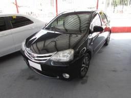 Toyota Etios PLATINUM SEDAN 1.5 4P