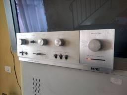 Amplificador polivox aP 500