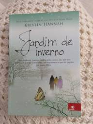 Título do anúncio: Livro Jardim de Inverno.
