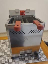 Título do anúncio: Fritadeira Elétrica Industrial Marchesoni FT.7.261 - 18L Inox Água e Óleo com 2 Cestos
