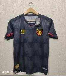 Camisa Sport Recife lll 19/20 Torcedor