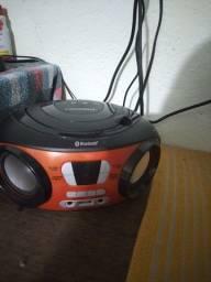 Título do anúncio: Radio Bluetooth pen drive CD mundial semi novo 150 reais zapp *