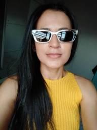 Título do anúncio: Óculos de sol - Transparente Unissex