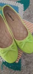 Vendo sapatinho moleca