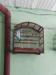 Título do anúncio: Duas gaiolas 60 reais