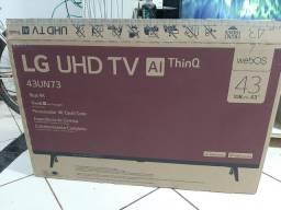 Tv 4k 43 Pol Smart led nova