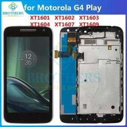 Display Moto G 4 play NOVO