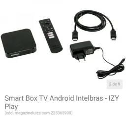Tv box R$ 332/parceiro magalu