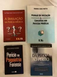 Título do anúncio: Livros de perícia médica