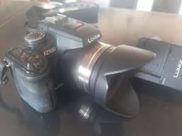 Título do anúncio: Máquina fotográfica lumix