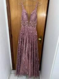 Vestido de luxo Joana Julião