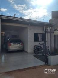 Casa com 3 dormitórios sendo 1 suíte para alugar, 100 m² por R$ 900/mês - Jardim Ouro Verd