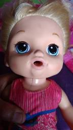 Baby alive doentinha