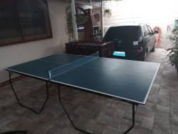 Título do anúncio: Mesa de Ping Pong KLOPF Dobrável com rodízio