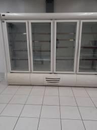 Título do anúncio: Expositor refrigerado 4 e 5 portas