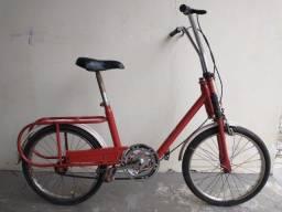 Bicicleta Caloi Berlineta