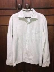 Camisa social M.OFFICER tamanho P