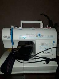Título do anúncio: Maquina de costura Elgin Genius Plus+