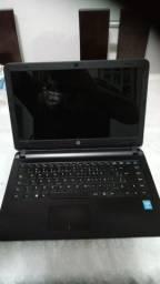 """HP Notebook Tela 14"""" Modelo: 14-ap020  com Intel Core i3-5005U  5° Geração"""