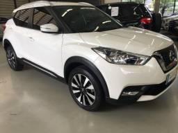 Nissan-2020 Kicks 1.6 SV Cvt-(Flexstar)-Único Dono! Garantia Fábrica!