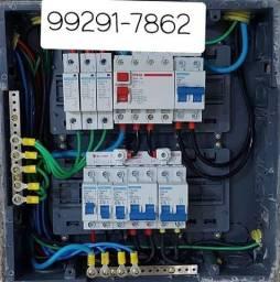 Título do anúncio: Eletricista Profissional 24h