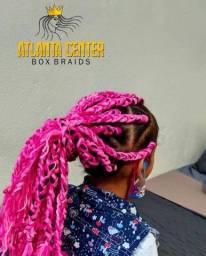 Título do anúncio: Box Braids (Tranças)