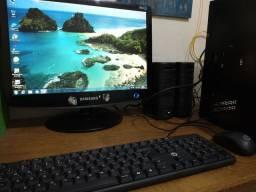 Título do anúncio: PC básico - Computador para atividades mais simples