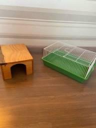 Título do anúncio: Gaiola para coelho ou hamster
