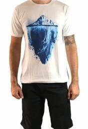 Kit 5 Camisetas Masculinas Atacado *promoção*