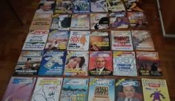 "Título do anúncio: Revistas antigas ""Isto É"" e Veja entre os anos 86 e 88."