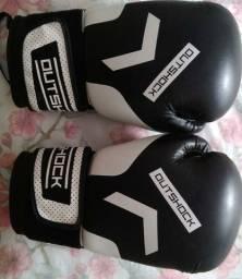 Luva de kickboxing